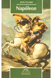 Napóleon - Tulard, Jean - Régikönyvek