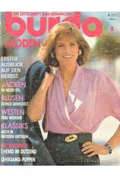 Burda moden 1990/ 8. (német nyelvű) - Régikönyvek