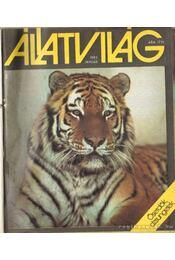 Állatvilág 1983. teljes - Veress István - Régikönyvek
