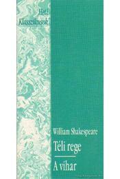 Téli rege - A vihar - William Shakespeare - Régikönyvek