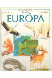 Európa - Felix, Jiri - Régikönyvek