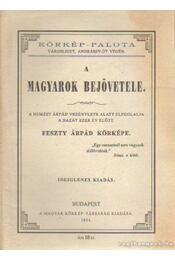 A magyarok bejövetele - Régikönyvek