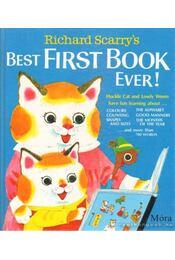 Best First Book Ever! - Richard Scarry - Régikönyvek