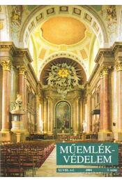Műemlékvédelem 2004. 3. szám - Régikönyvek