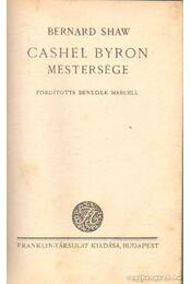 Cashel Byron mestersége - Shaw, Bernard - Régikönyvek