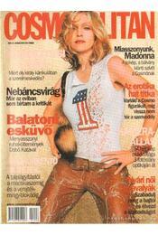 Cosmopolitan 2001/8 - Pócsik Anita - Régikönyvek