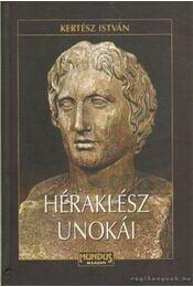 Héraklész unokái - Kertész István - Régikönyvek
