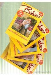 Rúzs 2000 (hiányos) - Mortimer, Carole, Lamb, Carlotte, Ashton, Elizabeth, Bauling, Jayne, Wibberley, Mary - Régikönyvek