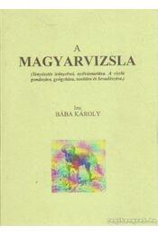 A magyarvizsla - Bába Károly - Régikönyvek