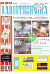 Rádiótechnika 2007. évfolyam (teljes) - Békei Ferenc - Régikönyvek