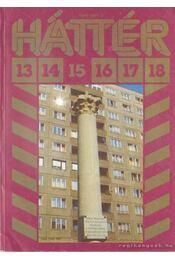 Háttér 15. 1986-1987/2 - Gáspár Sarolta - Régikönyvek