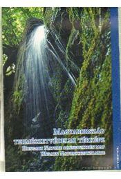 Magyarország természetvédelmi térképe - Régikönyvek