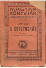 A kosztosház - Palmer Kálmánné - Régikönyvek