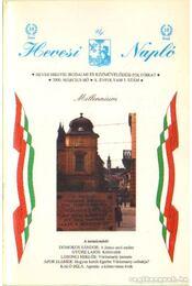 Hevesi Napló 2000/3 - Murawski Magdolna - Régikönyvek