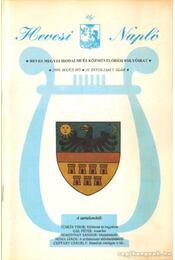 Hevesi Napló 1999/5 - Murawski Magdolna - Régikönyvek