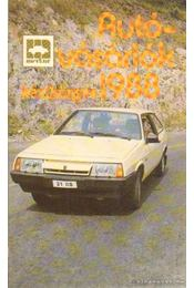 Autóvásárlók kézikönyve 1988 - Moldován Tamás - Régikönyvek