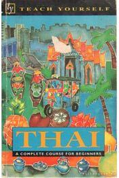 Thai - A complete course for beginners - Smyth, David - Régikönyvek