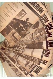 Idegenforgalom 1972. XI. évf. (teljes) - Pap Miklós - Régikönyvek