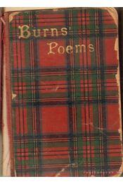 The poetical works of Robert Burns (mini) - Burns Róbert - Régikönyvek