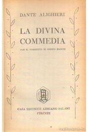 La Divina Commedia - Dante Alighieri - Régikönyvek