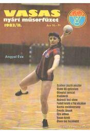 Vasas nyári műsorfüzet 1983/II. - Ferenczy István - Régikönyvek