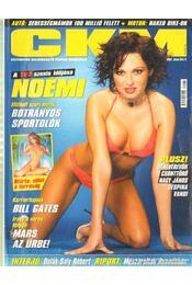 CKM 2004. július - Kálnoki Kis Attila - Régikönyvek
