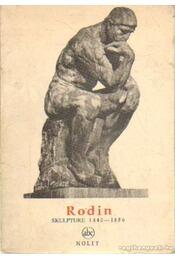 Rodin - Goldsajder, Sesil - Régikönyvek
