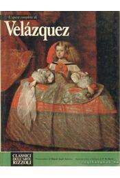 L'opera completa di Velázquez - Asturias, Miguel Ángel - Régikönyvek