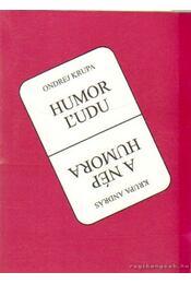 A nép humora (szlovák nyelvű) - Krupa András - Régikönyvek