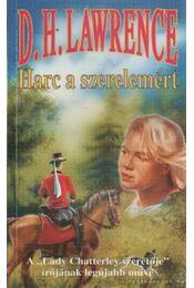 Harc a szerelemért - LAWRENCE, D.H. - Régikönyvek
