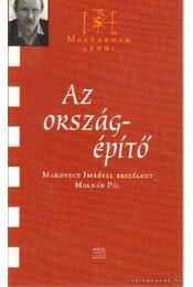 Az országépítő - Molnár Pál - Régikönyvek