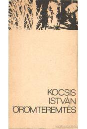 Örömteremtés - Kocsis István - Régikönyvek