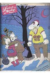 Ludas Matyi 1989. évf. (teljes) - Árkus József - Régikönyvek