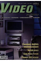 Video praktika 2002/2 - Nagy Árpád - Régikönyvek