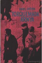 Torquemada árnya - Otten, Karl - Régikönyvek