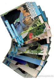 Szívhang 261-270. füzet - Cross, Melinda, Lennox, Marion, Neels, Betty, Shalvis, Jill, Anderson, Caroline, Webber, Meredith, Roberts, Alison, Hamilton, Celeste, MacDonald, Laura - Régikönyvek