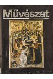 Művészet, 1987. november-december - Pogány Gábor, P. Szabó Ernő, Pálosi Judit - Régikönyvek