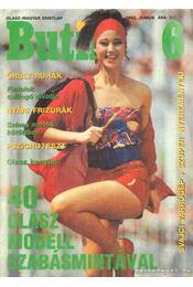 Butik 1992. június - Moldován Katalin - Régikönyvek