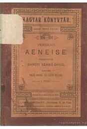 Aenise - Vergilius - Régikönyvek