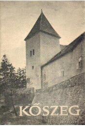 Kőszeg - Horváth Ferenc - Régikönyvek