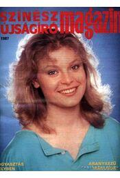 Színész Újságíró Magazin 1987 - Árkus József - Régikönyvek