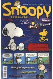 Snoopy és barátai 2002/4. 7. szám augusztus - Régikönyvek