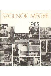Szolnok megye 1985 - Szabó Mihály, Valkó Mihály - Régikönyvek