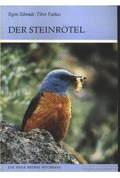 Der Steinrötel 1988. (Kövirigó) - Dr. Farkas Tibor, Schmidt Egon - Régikönyvek