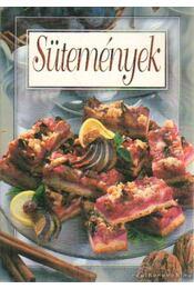 Sütemények - Verhóczki István - Régikönyvek
