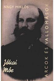 Jókai Mór - Nagy Miklós - Régikönyvek