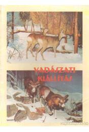 Vadászati kiállítás - Dr. Pálosné Nagy Rózsa - Régikönyvek