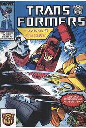 Transformers 1996/4. 32. szám - Budiansky, Bobb - Régikönyvek