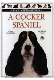 A cocker spániel - Bruce Fogle - Régikönyvek