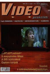Video praktika 2002/1 - Nagy Árpád - Régikönyvek